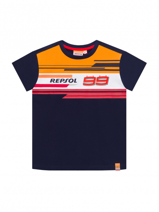 2019 Jorge Lorenzo #99 Childrens T-Shirt Boys Kids Junior Repsol Honda MotoGP