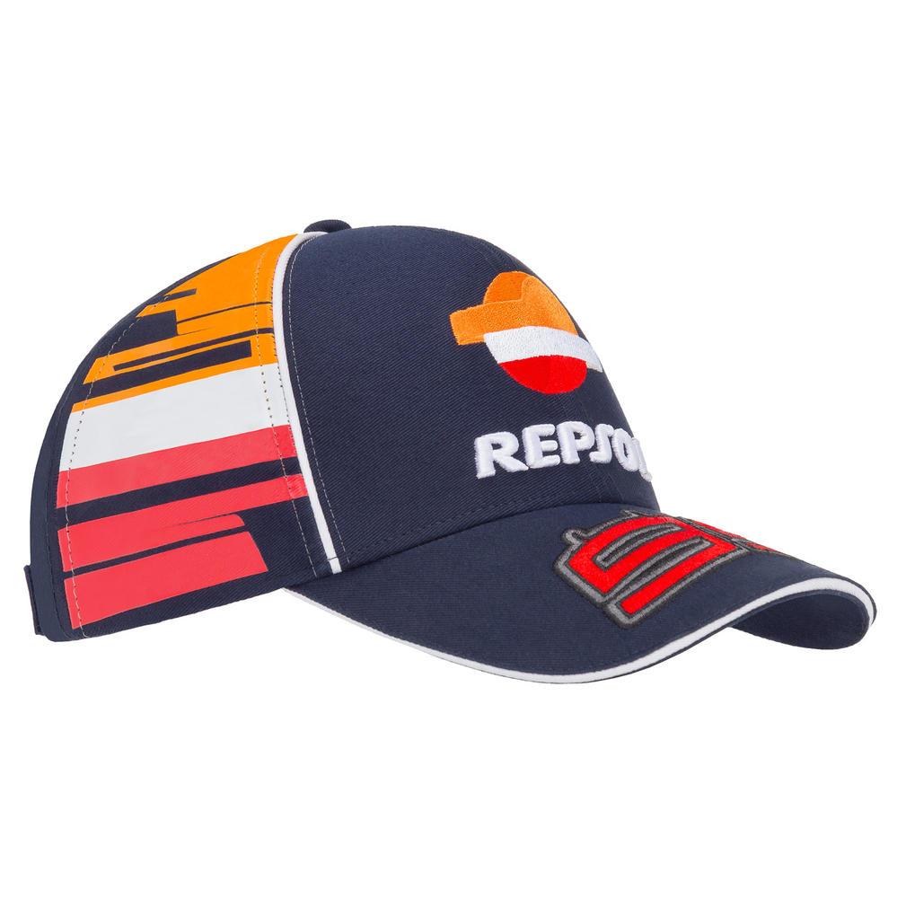 2019 Jorge Lorenzo #99 Official Rider Cap REPSOL RACING MotoGP Merchandise