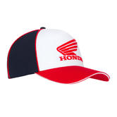 2019 Honda Racing HRC MotoGP Baseball Cap Wing Logo on Peak Adult One Size