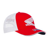 2019 Honda Racing HRC MotoGP Baseball Cap Trucker Hat Style Adult One Size Red