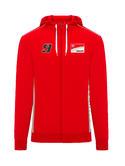 2019 Danilo Petrucci #09 Official Men's Hoodie Hoody Sweatshirt Ducati MotoGP
