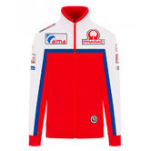 2019 Alma Pramac Racing MotoGP Mens Zip Sweatshirt Jumper Official Merchandise