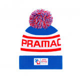 2019 Alma Pramac Racing MotoGP Ducati Team Beanie Hat Official Merchandise