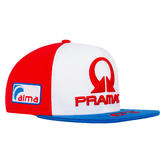 2019 Francesco Bagnaia Official Rider Cap Alma Pramac Racing MotoGP Ducati Team