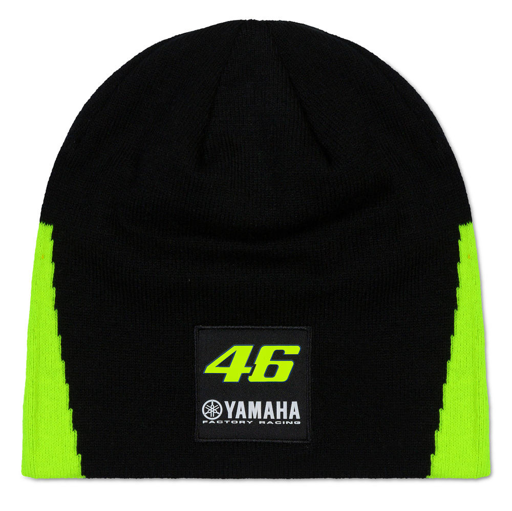 2019 Valentino Rossi VR46 Official Beanie Hat Adult Size Yamaha Factory Racing
