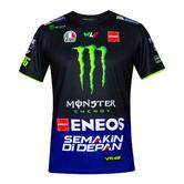 2019 Valentino Rossi VR46 Mens Team T-Shirt Official Yamaha Factory Racing