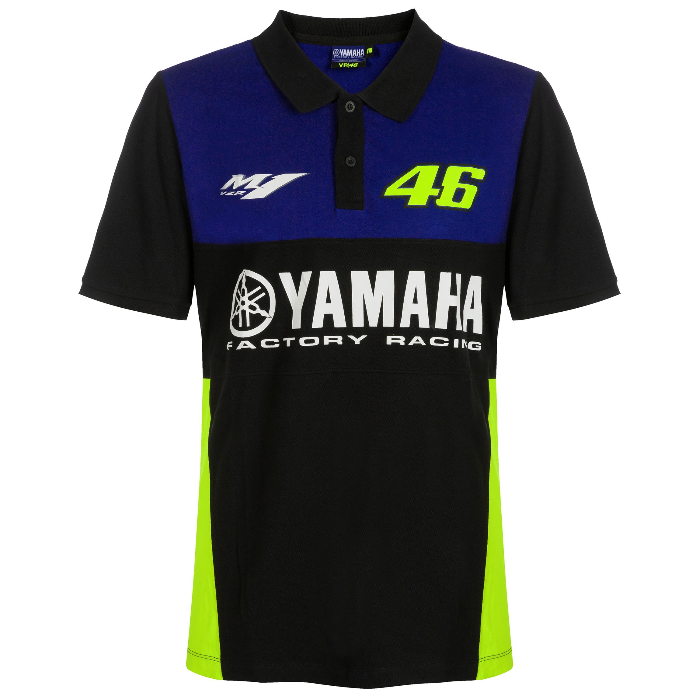 VALENTINO ROSSI VR46 Moto GP M1 Yamaha Racing Team Sweat /à Capuche Officiel 2018