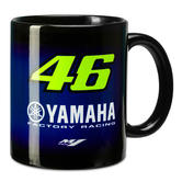 2019 Valentino Rossi VR46 Official Team Coffee Mug Yamaha Factory Racing MotoGP