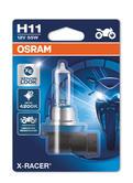 Osram H11 (711) X-Racer Xenon Look Motorbike Bulb Heavy Duty 12V 55W 64211XR-01B