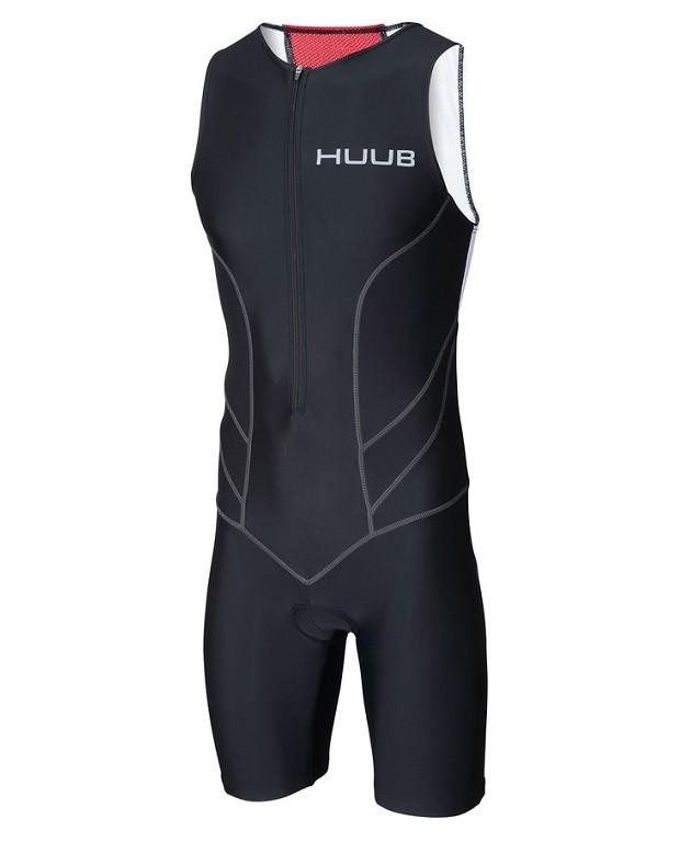 HUUB Mens Essential Long Course Tri Suit for Triathlon Swimming Running