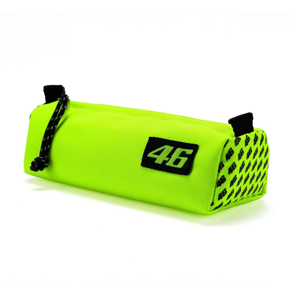 VR46 Valentino Rossi #46 Pencil Case for School Homework Kids Children Junior