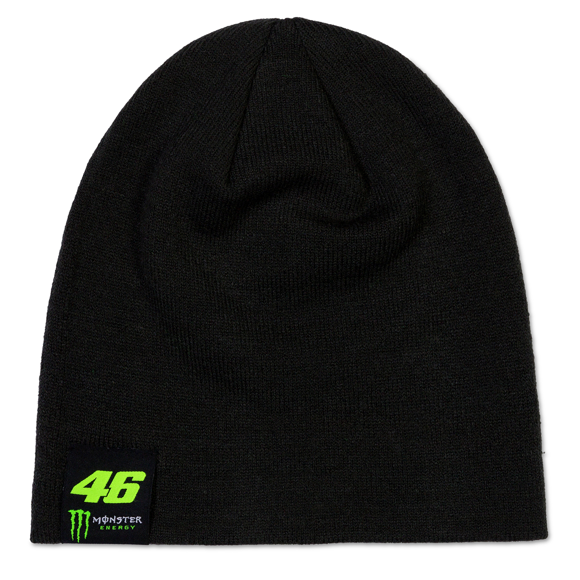 4ed9c563a12 2019 Valentino Rossi VR46 Monster Official Team Beanie Hat Grey Adult One  Size
