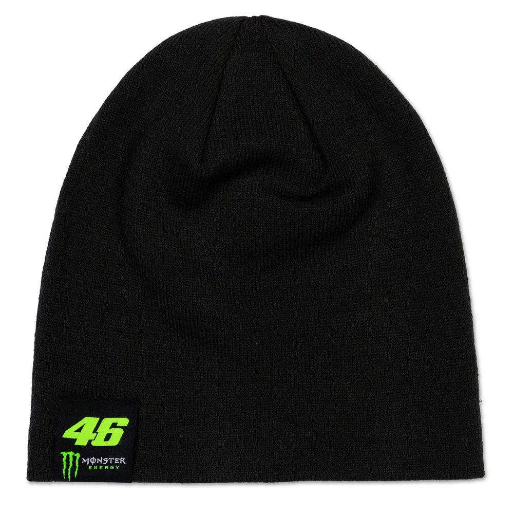 987b80fff5c 2019 Valentino Rossi VR46 Monster Official Team Beanie Hat Grey Adult One  Size