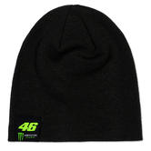 2019 Valentino Rossi VR46 Monster Official Team Beanie Hat Grey Adult One Size