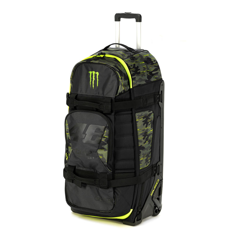 2019 Valentino Rossi VR46 by Ogio RIG 9800 Large Holdall Travel Bag 160L 86x42cm