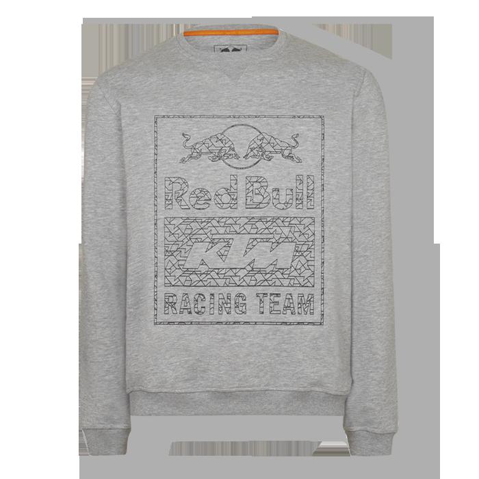 2019 Red Bull KTM Racing MotoGP MX Mens Wireframe Sweatshirt Jumper Crewneck