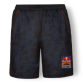 2019 Red Bull KTM Racing MotoGP MX Mens Navy Shorts for Beach Summer Leisure