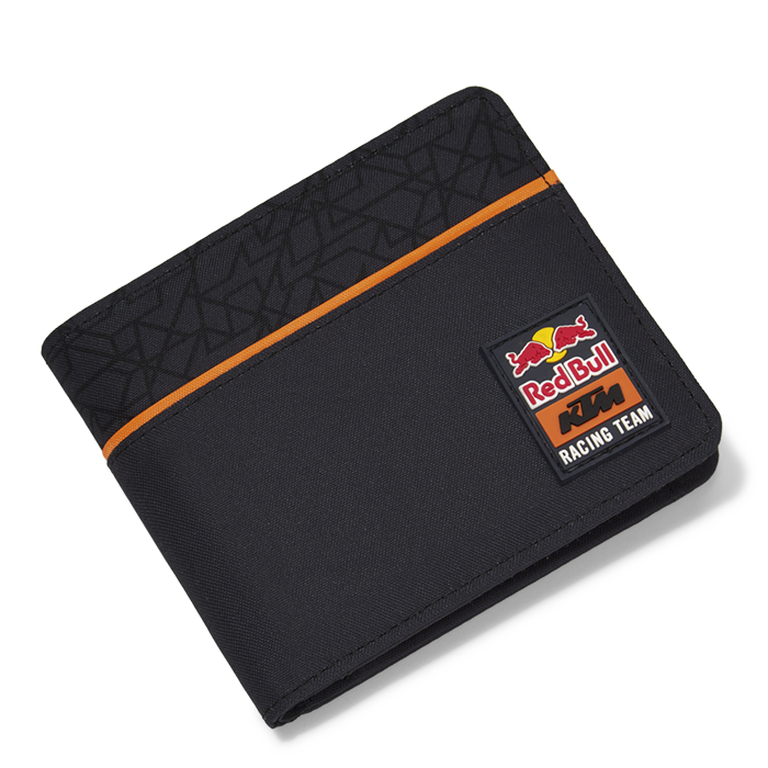 2019 Red Bull KTM Racing MotoGP MX Official Wallet Coin and Credit Card Holder
