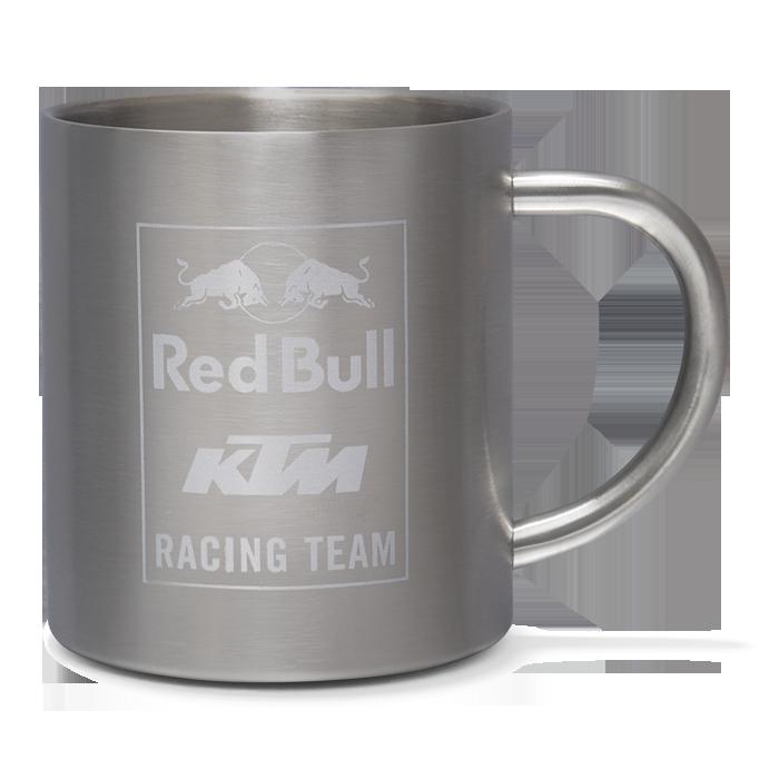 2019 Red Bull KTM Racing MotoGP MX Official Steel Drinking Mug Coffee Tea Cup