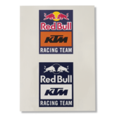 2019 Red Bull KTM Racing MotoGP MX Official Sticker Pack of Logo Decal Transfers