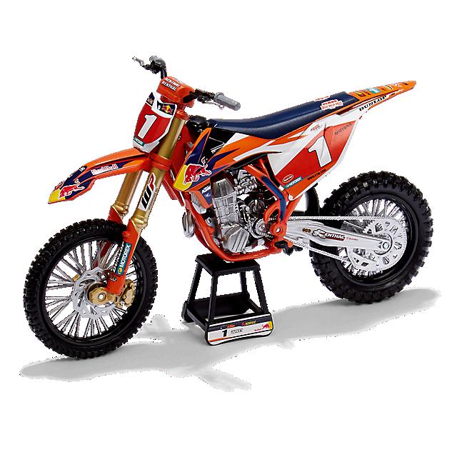 Ryan Dungey KTM 450 SX-F 1/10 Diecast Model MXGP Motocross Championship Edition