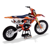 KTM 450 SX-F 1/10 Diecast Model MXGP Motocross World Champion #222 Tony Cairoli