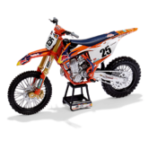 Marvin Musquin #25 Red Bull KTM 450 SX-F 1/10 Diecast Model MXGP Motocross Bike