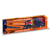 Red Bull KTM Factory Racing Team Truck 1/43 Scale Diecast Model Length 460mm