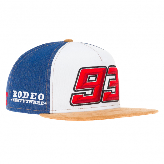 2019 Marc Marquez MM93 MotoGP Baseball Cap AUSTIN Special Edition Adult One Size