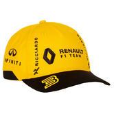 2019 Daniel Ricciardo #3 F1 Driver Cap Adult One Size Official Renault F1 Team