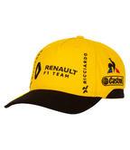 2019 Daniel Ricciardo #3 Kids Cap Childrens Official Renault F1 Team Merchandise