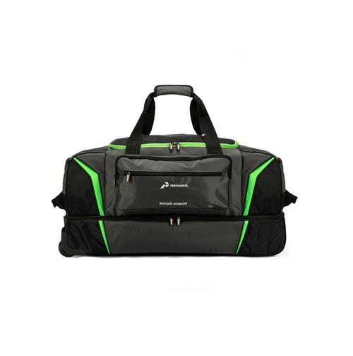 Lamborghini Squadra Corse Official Sports Travel Bag Team Luggage Holdall