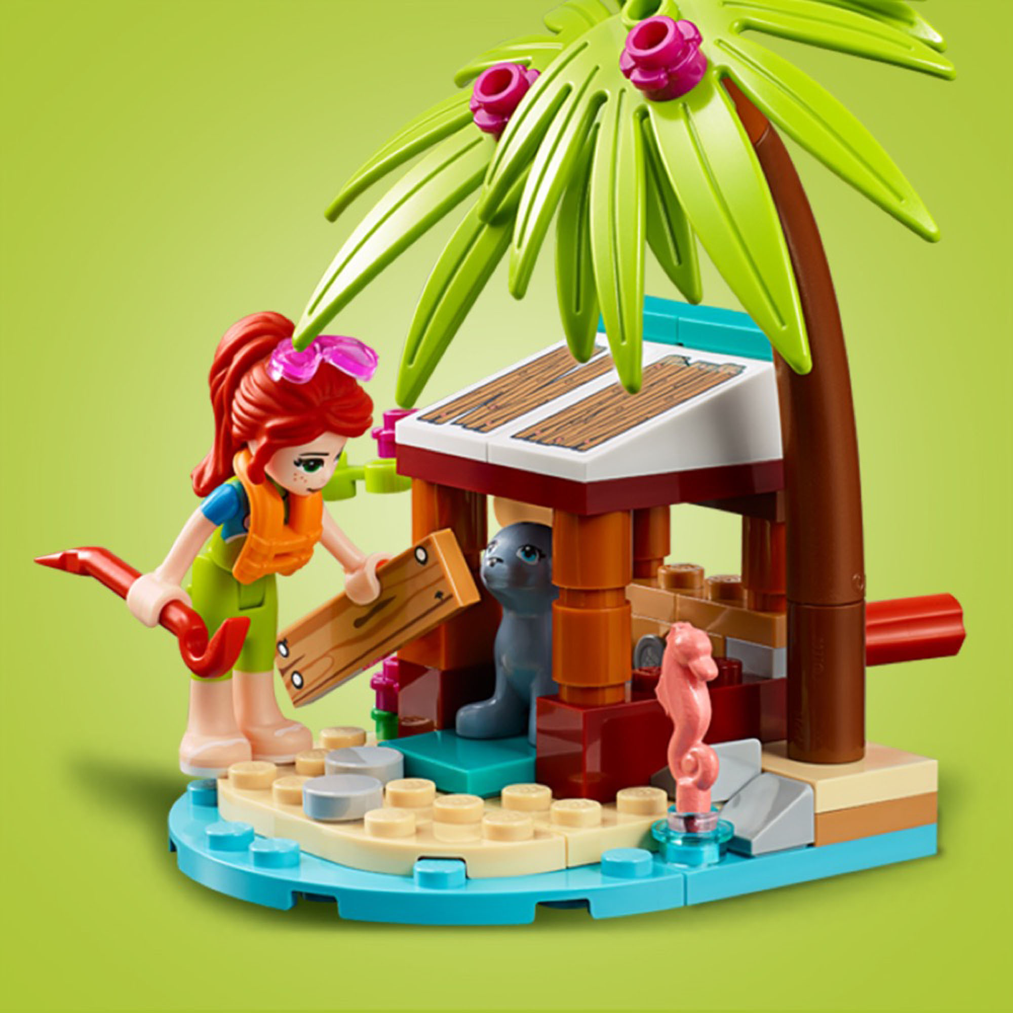 41380 LEGO Friends Lighthouse Rescue Center with Vet ...