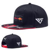 New! 2019 Pierre Gasly Kids Flatbrim Cap Children Boys Official Red Bull F1 Team