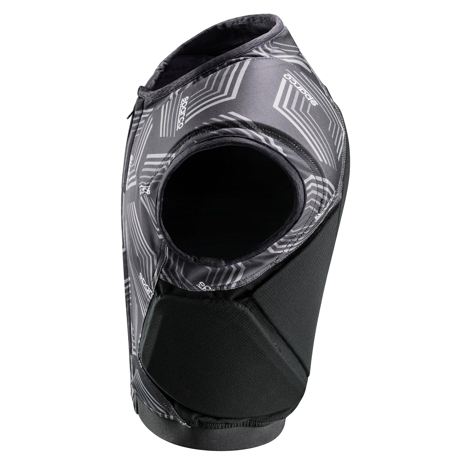 002402K-Sparco-SJ-PRO-K3-Karting-Kart-Protection-Vest-Jacket-Rib-Protector thumbnail 11