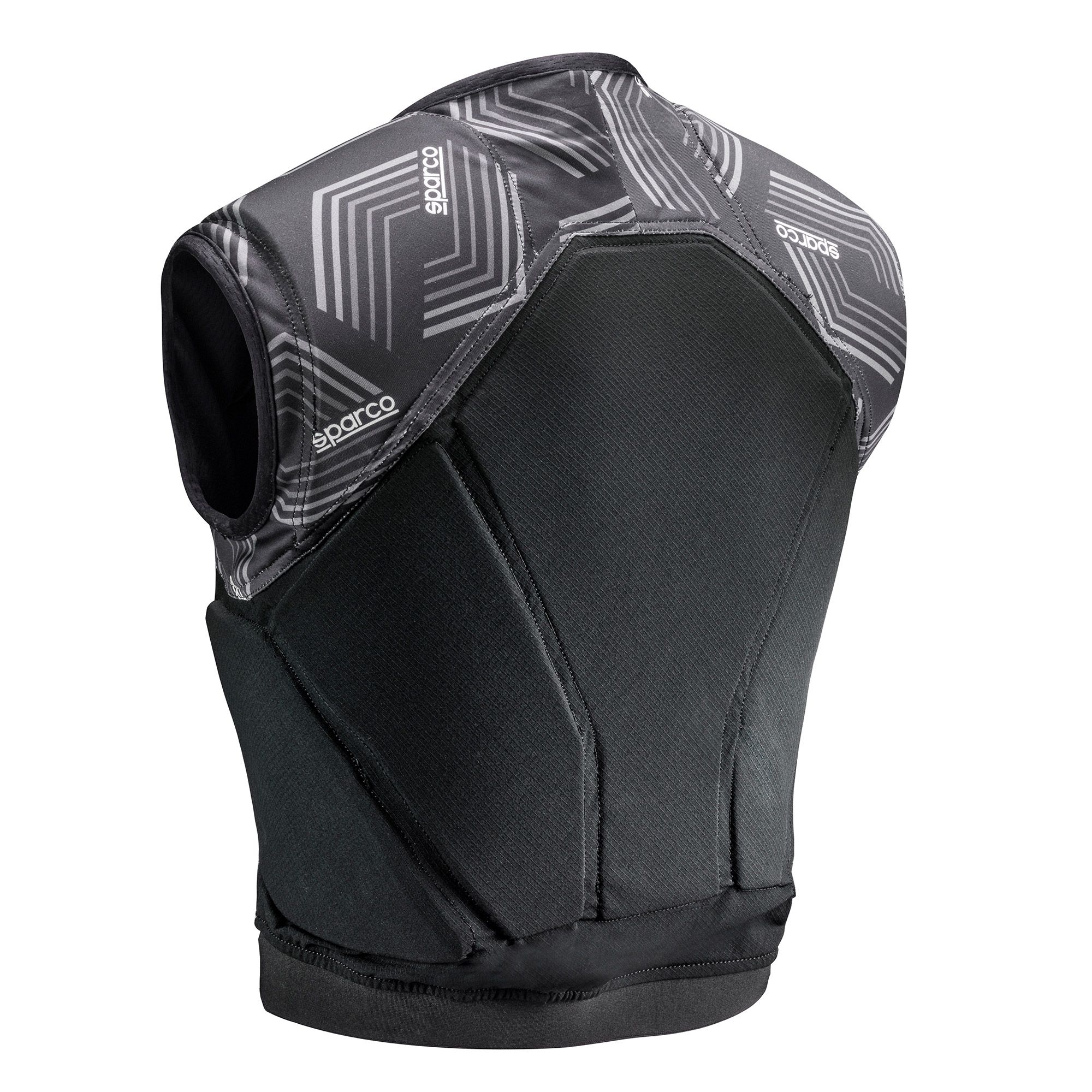 002402K-Sparco-SJ-PRO-K3-Karting-Kart-Protection-Vest-Jacket-Rib-Protector thumbnail 12