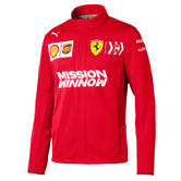 2019 Scuderia Ferrari F1 Formula One Team Mens Softshell Jacket Official Genuine
