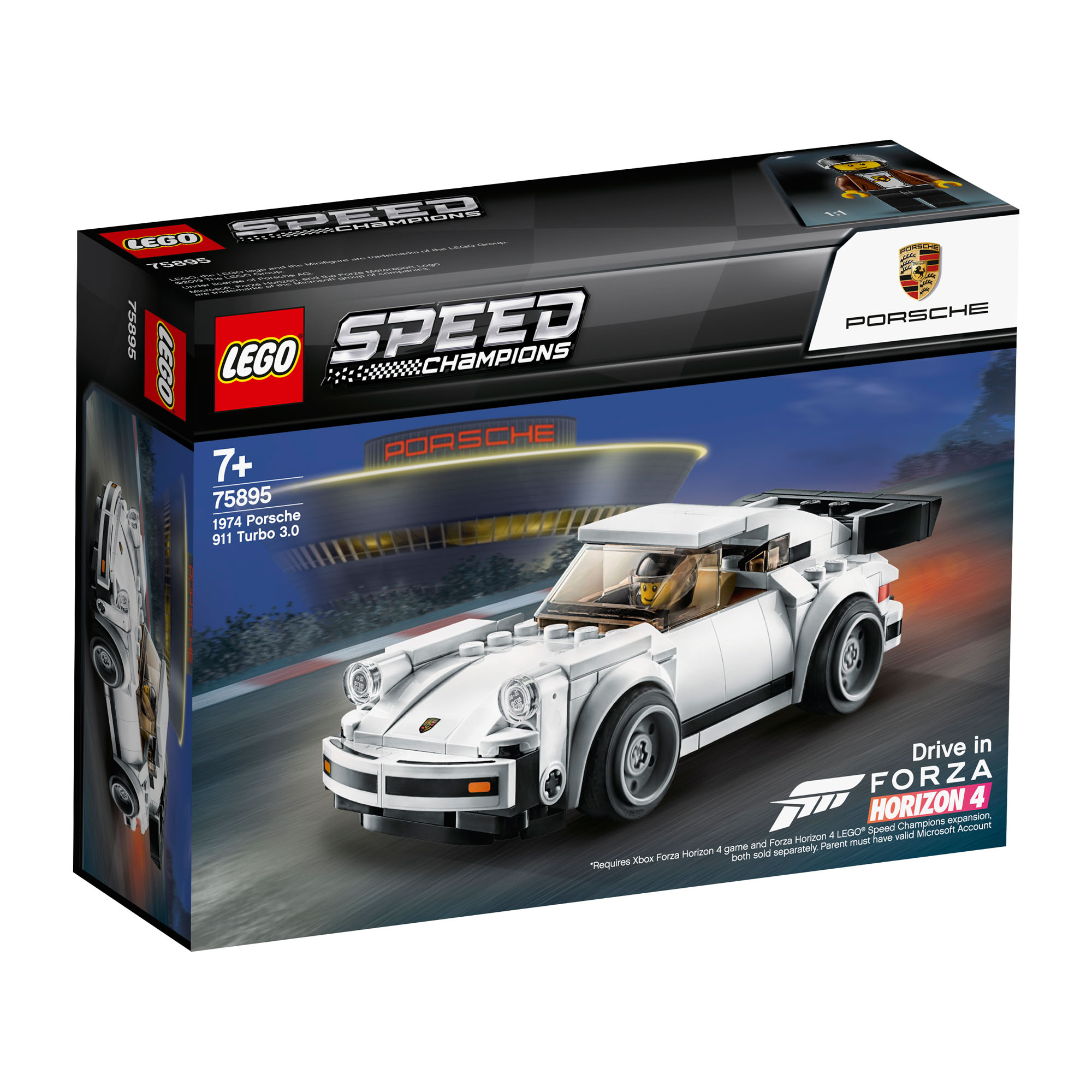 Its Classic 3.0 >> Details About 75895 Lego Speed Champions 1974 Porsche 911 Turbo 3 0 Model 180 Pieces Age 7