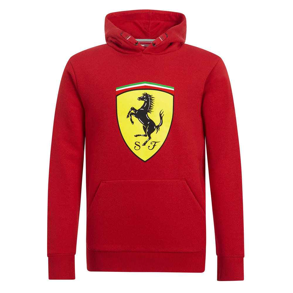 2019 Scuderia Ferrari Childrens Kids Hoodie Sweatshirt F1 Merchandise Ages 3-14