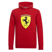 2019 Scuderia Ferrari Childrens Kids Hoodie Sweatshirt F1 Merchandise Ages 3-14