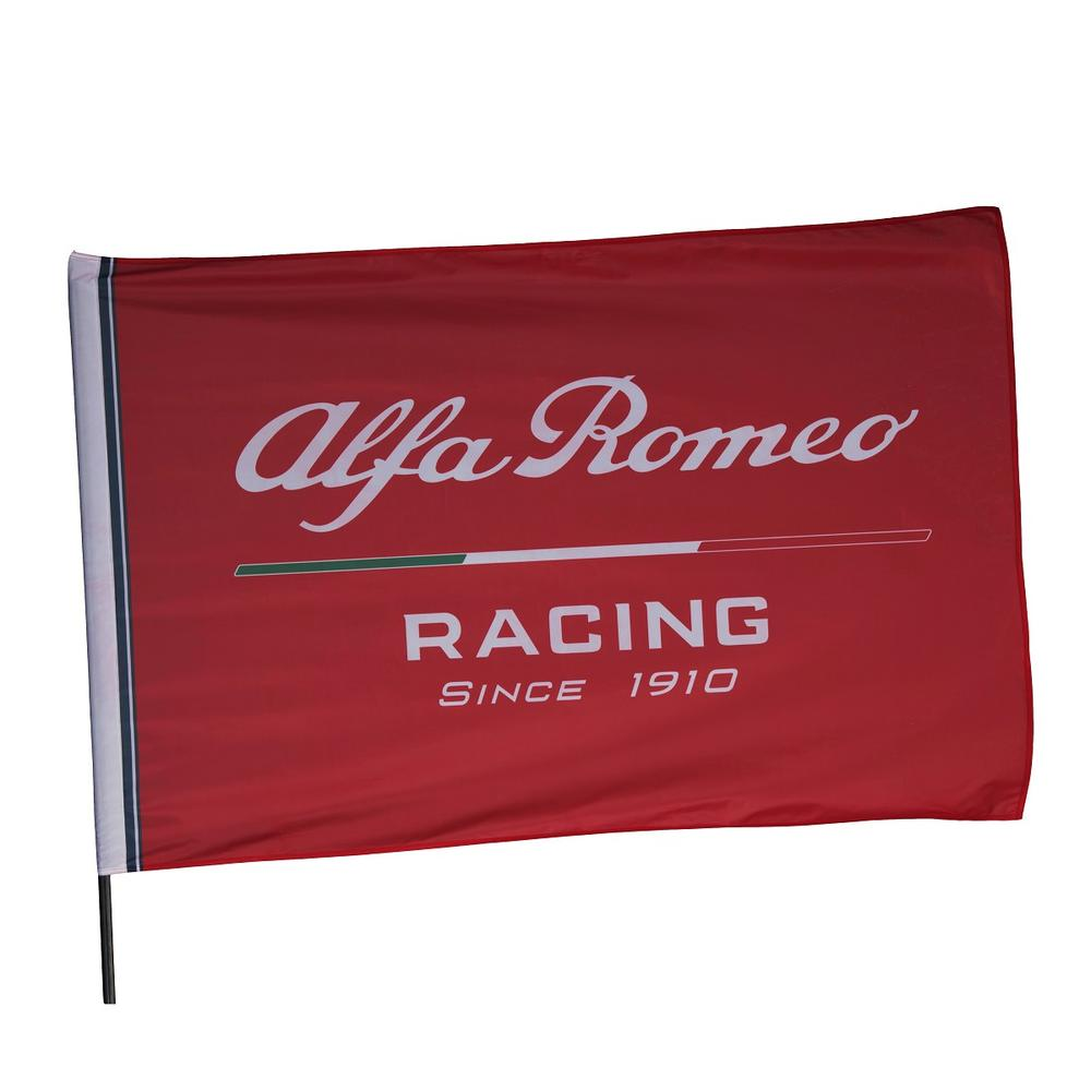 Alfa Romeo Racing F1 GT GTA Team Supporters Flag 100x150cm Official Mercandise