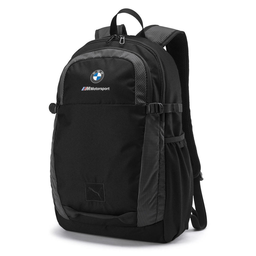 2019 BMW Motorsport Baseball Backpack BLACK Bag Rucksack Official Merchandise