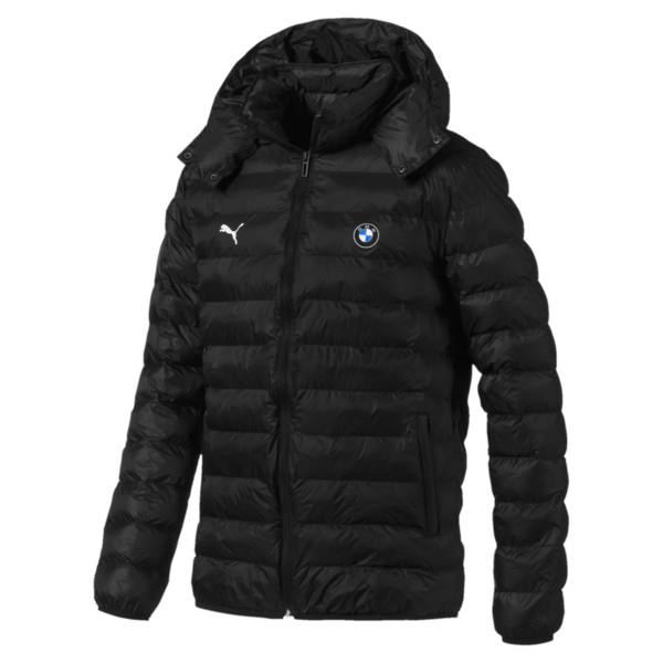 Official Puma BMW Motorsport Mens Packlite Jacket Genuine Merchandise