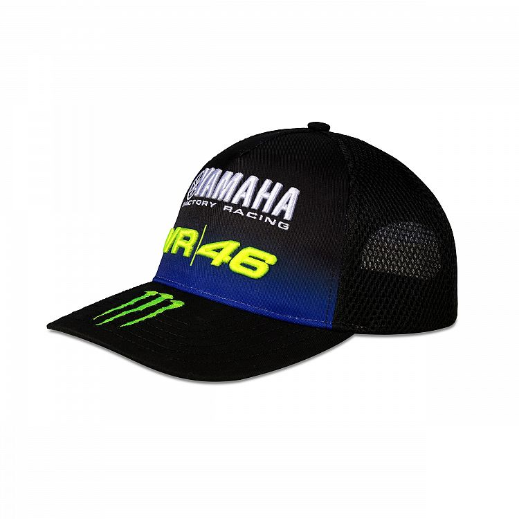 2019 Valentino Rossi VR46 Yamaha Racing Factory Mens Baseball Cap Adult One Size