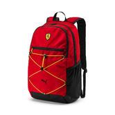 Scuderia Ferrari Puma Backpack Bag RED Shoulder Gym Rucksack With Laptop Pocket