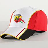 2019 Fiat Abarth Race Mens Baseball Cap 3D Logo Official Genuine Merchandise