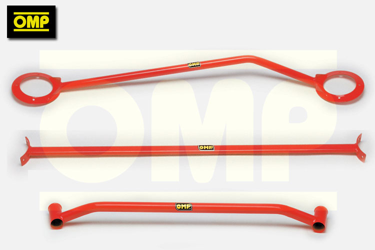 Ford Racing Parts >> OMP STRUT BRACE COMBO 3 SET FOR FORD FIESTA MK4 ZETEC | COMBO DEALS | YB Racing