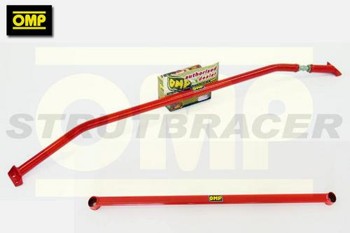 OMP Upper /& Lower strut brace PEUGEOT 207 1.6 GT Turbo