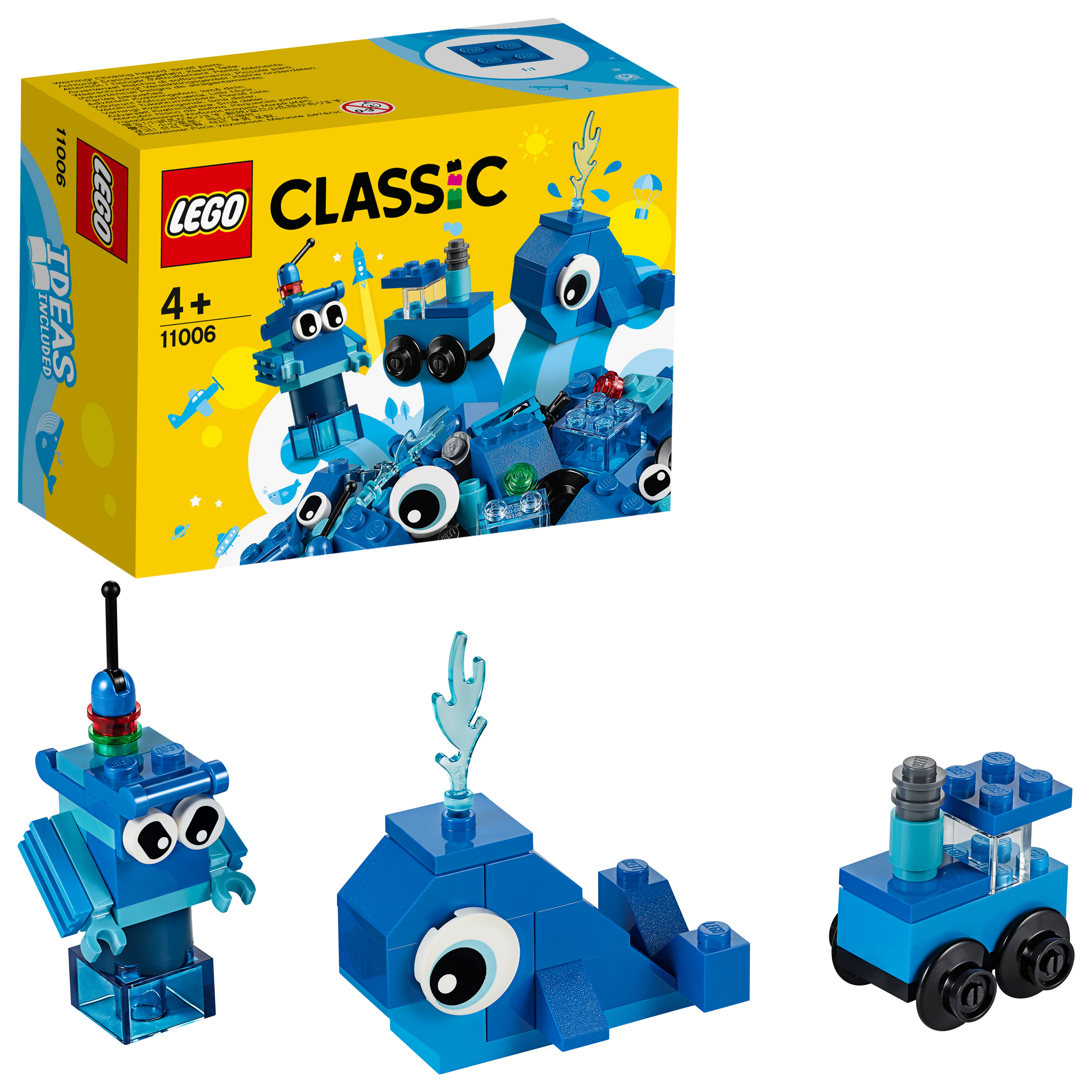 LEGO Classic Bricks and Gears 10712 creative fun toy 5 years plus imagination