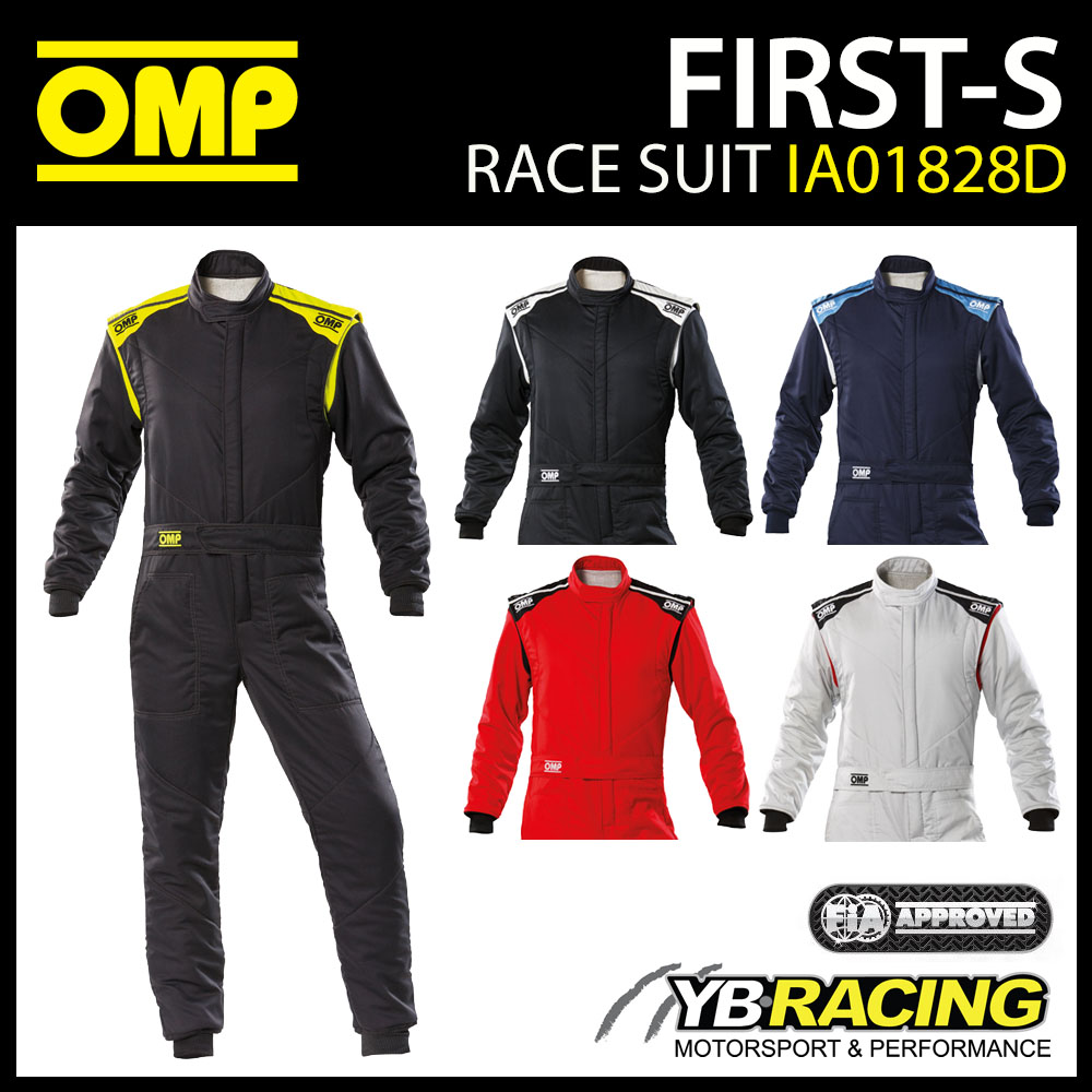 OMP FIRST-S RACE SUIT 2020 MODEL